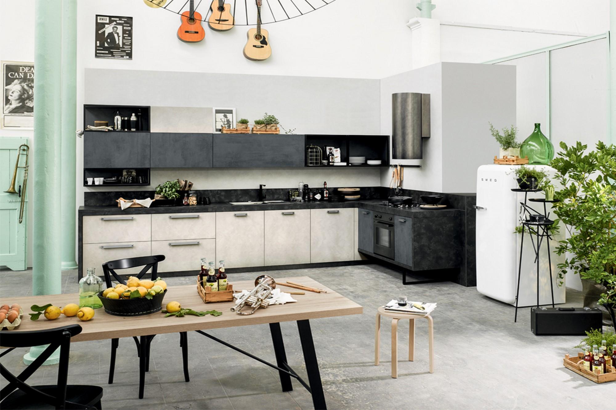 Cucine moderne mobilificio Cominazzi Cavallirio - Novara