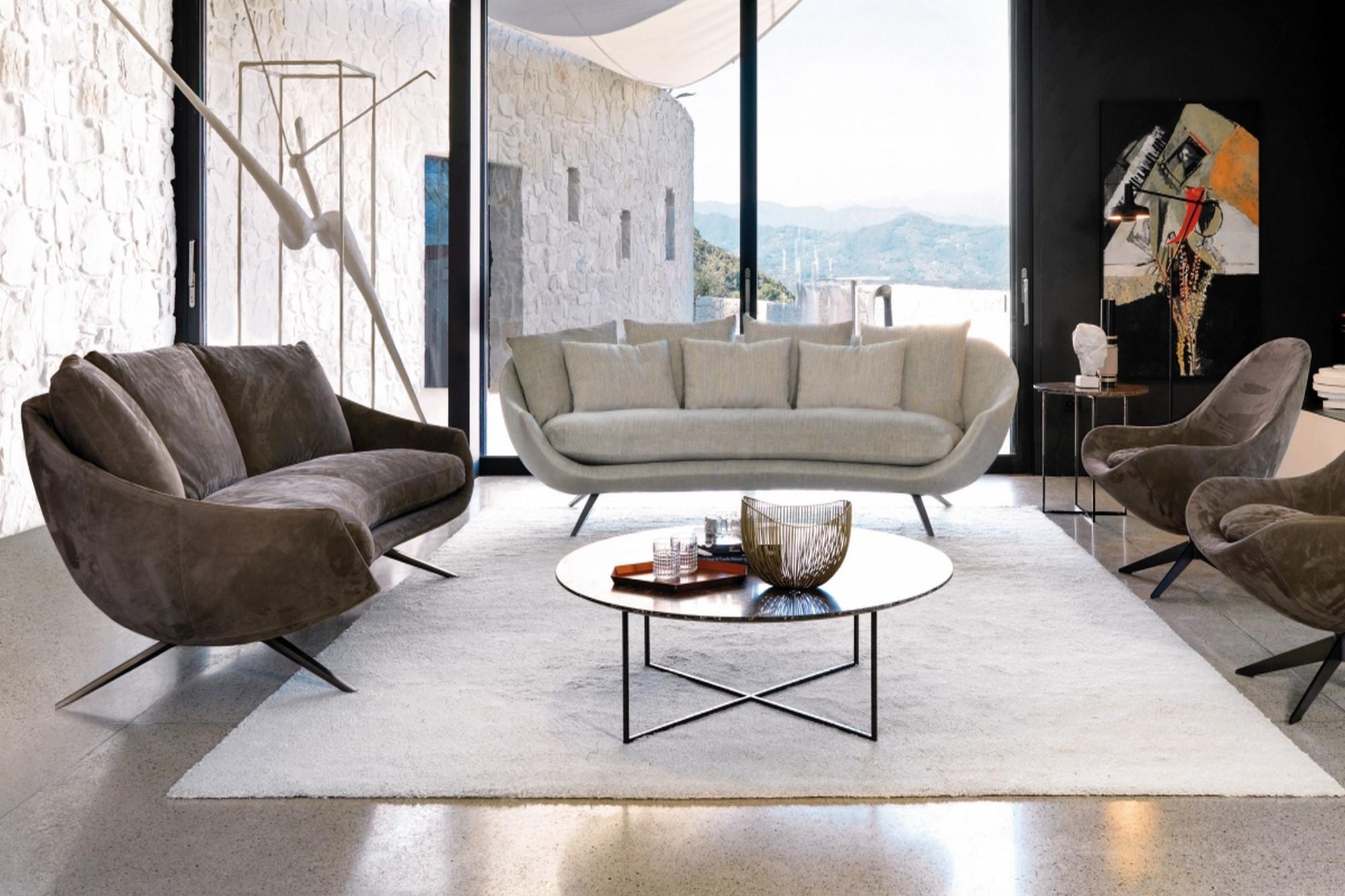 Salotti, divani e poltrone mobilificio Cominazzi Cavallirio - Novara