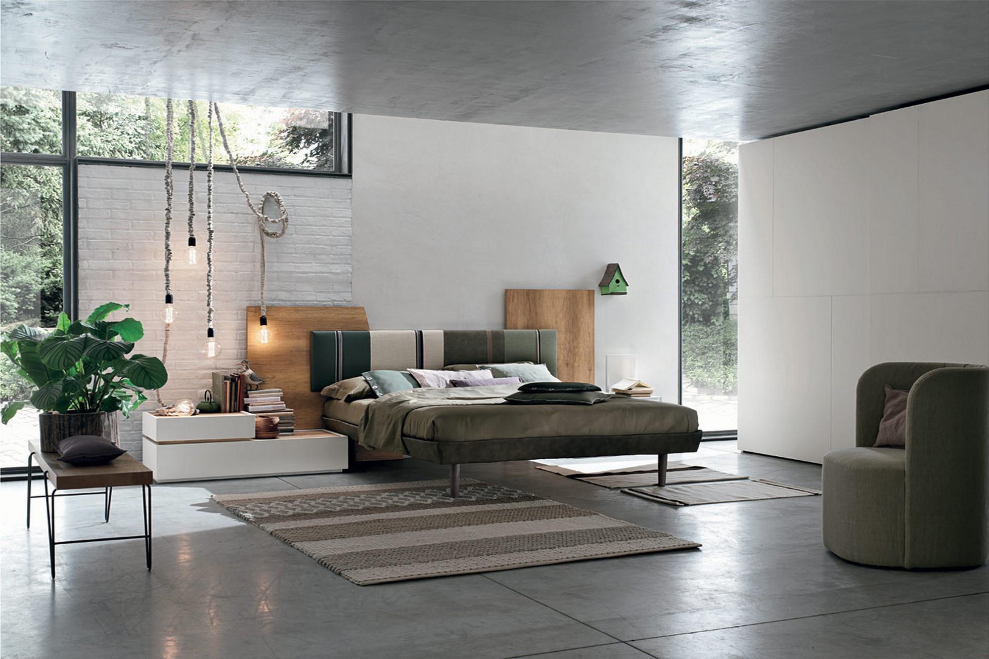 Camere da letto mobilificio Cominazzi Cavallirio - Novara