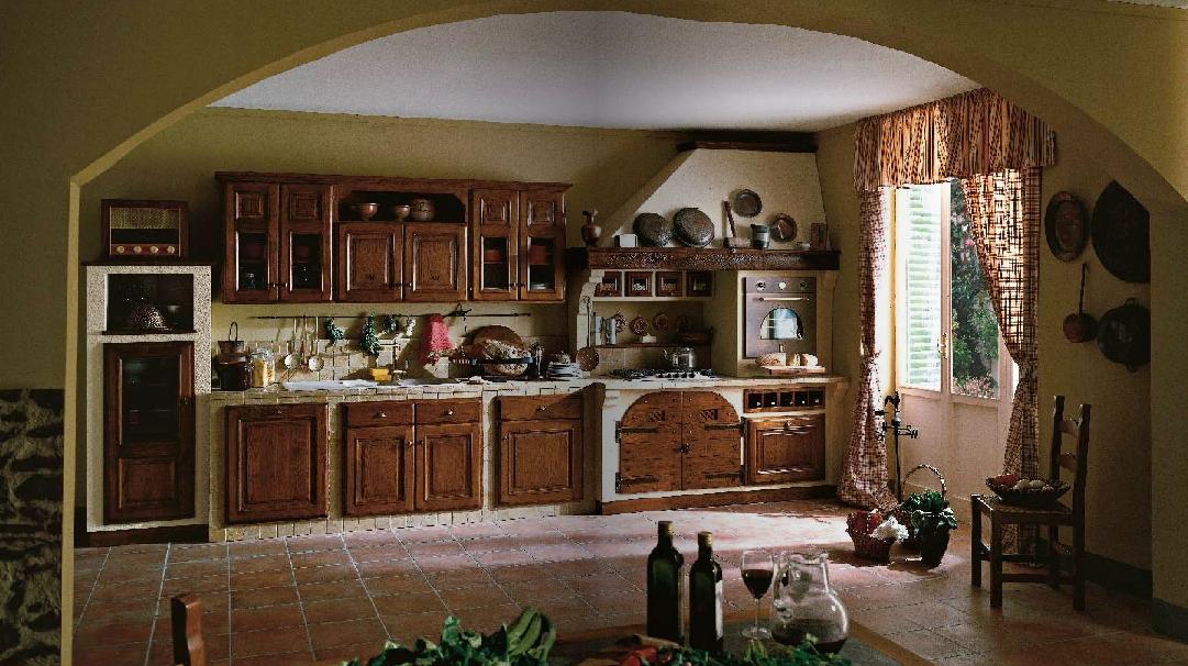 Cucine classiche mobilificio Cominazzi Cavallirio - Novara