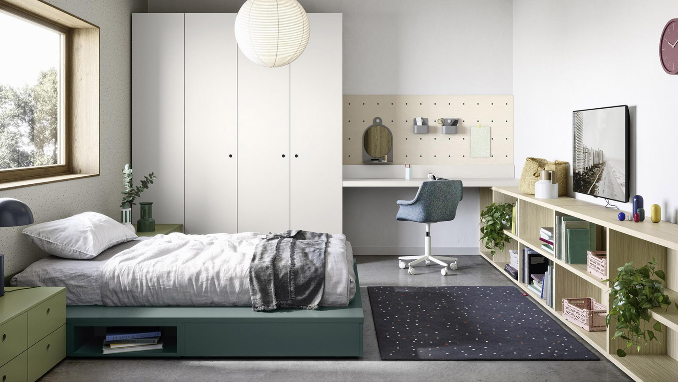 Camerette mobilificio Cominazzi Cavallirio - Novara
