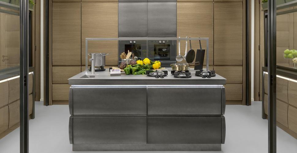 Cucina ottocento cronos mobili cominazzi - L ottocento mobili ...